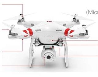 航拍无人机在水质千亿国际苹果版下载中的应用